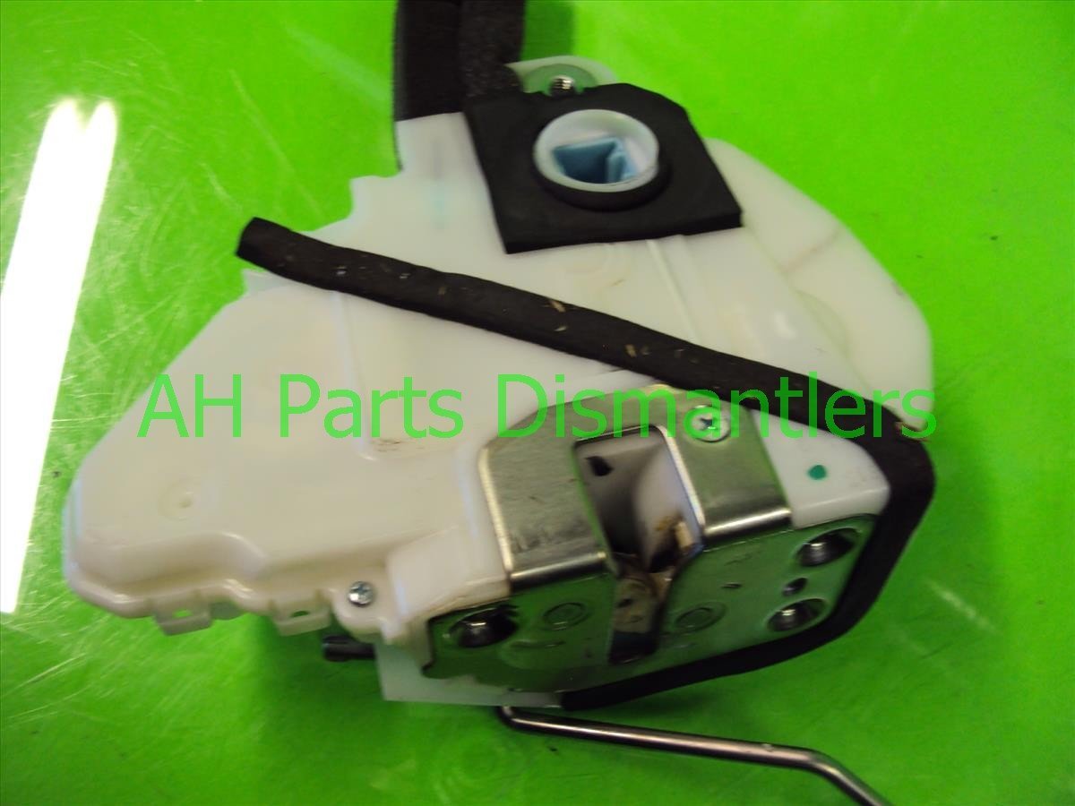 2010 Acura TL Front passenger DOOR LOCK ACTUATOR Replacement