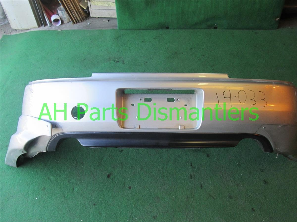2002 Honda S2000 REAR BUMPER COVER Replacement