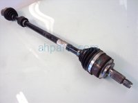 2010 Honda Civic Passenger AXLE SHAFT Replacement