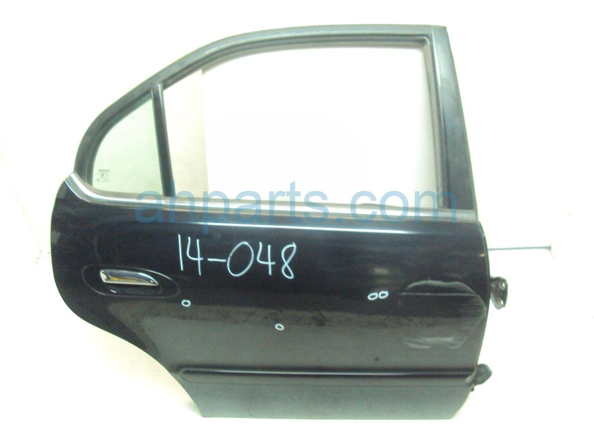 2000 Acura TL Rear Passenger Door,shell Only 5 Dings 67510 S0K A90ZZ Replacement