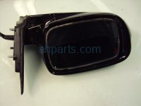 2006 Acura RL Driver SIDE REAR VIEW MIRROR black 76250 SJA 305ZK 76250SJA305ZK Replacement