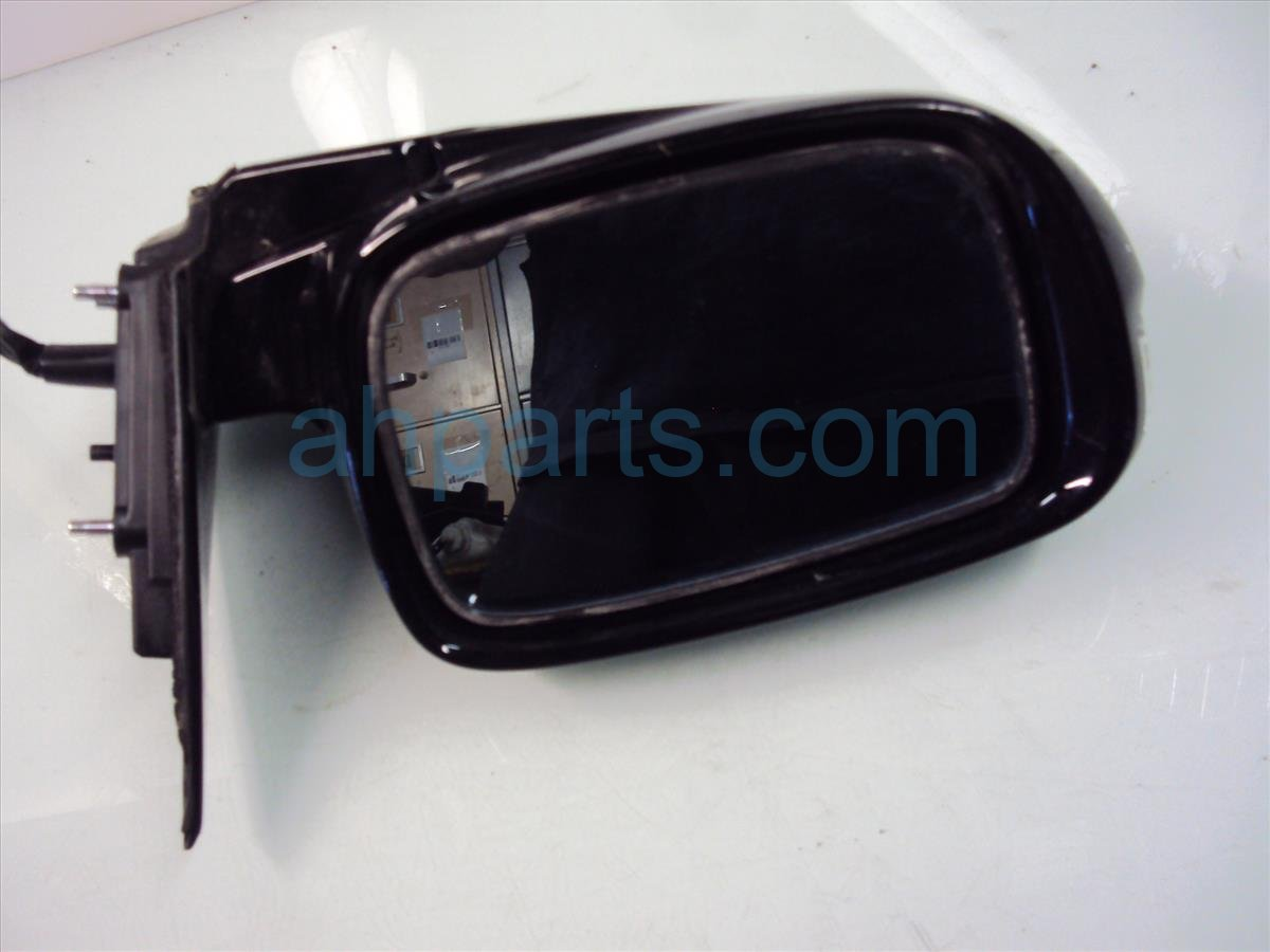 2006 Acura RL Driver Side Rear View Mirror Black 76250 SJA 305ZK Replacement