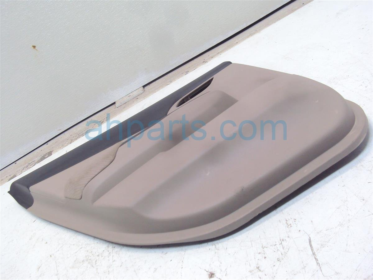 2013 Honda Civic Rear Driver Door Panel (trim Liner) Replacement