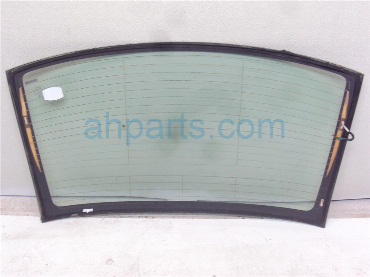 Buy 75 2013 honda civic rear back glass windshield 76759 for Honda civic windshield replacement cost