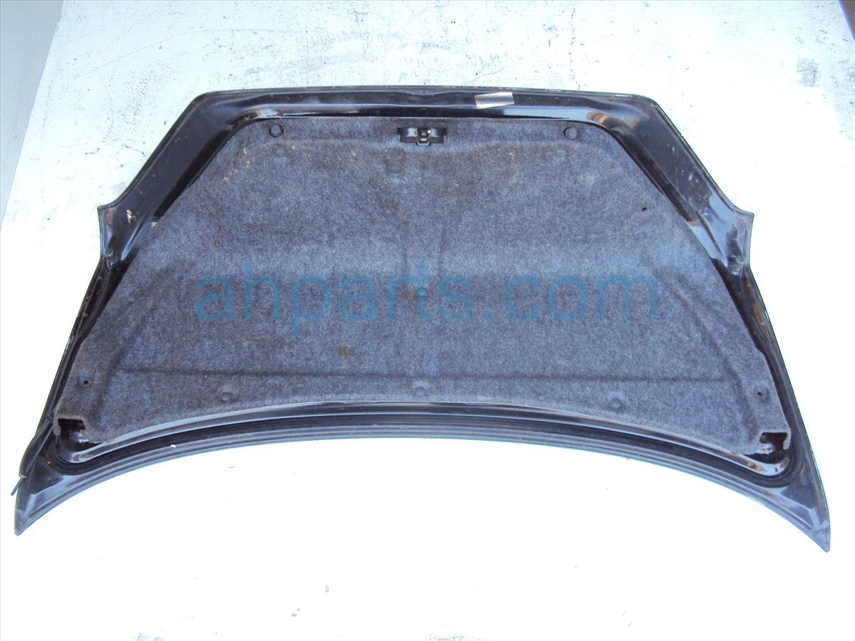 1996 Acura TL DECK LID REAR TRUNK BLACK 68500 SW5 A00ZZ 68500SW5A00ZZ Replacement