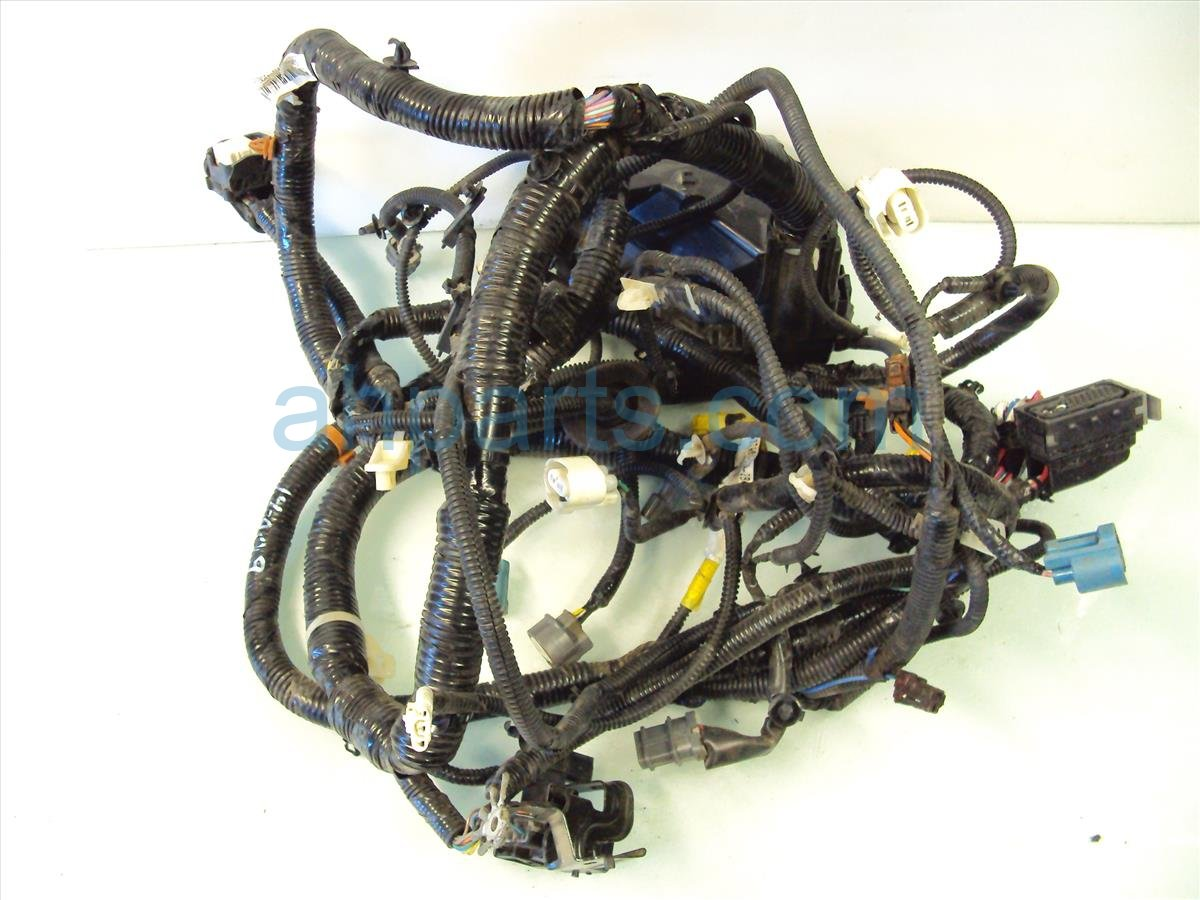 2011 Honda Civic Headlight Harness, Cut Plugs 32200 SNA A53 Replacement