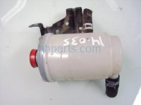 2010 Honda Pilot Reserve Tank POWER STEERING BOTTLE Replacement