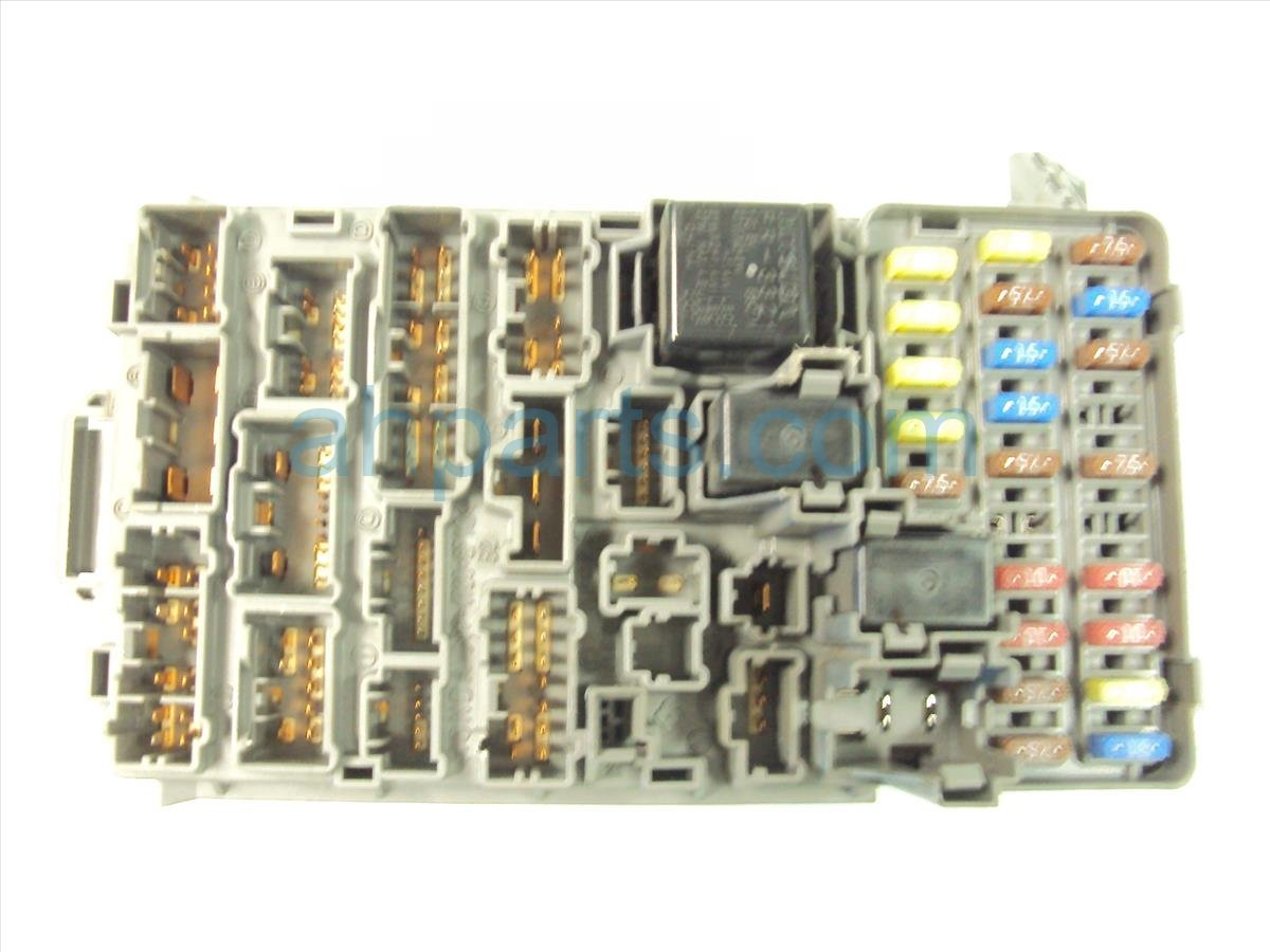 Under Dash Fuse Diagram For 96 Honda Civic Ex Wiring Library Box 2005 38200 S5b A32 2000