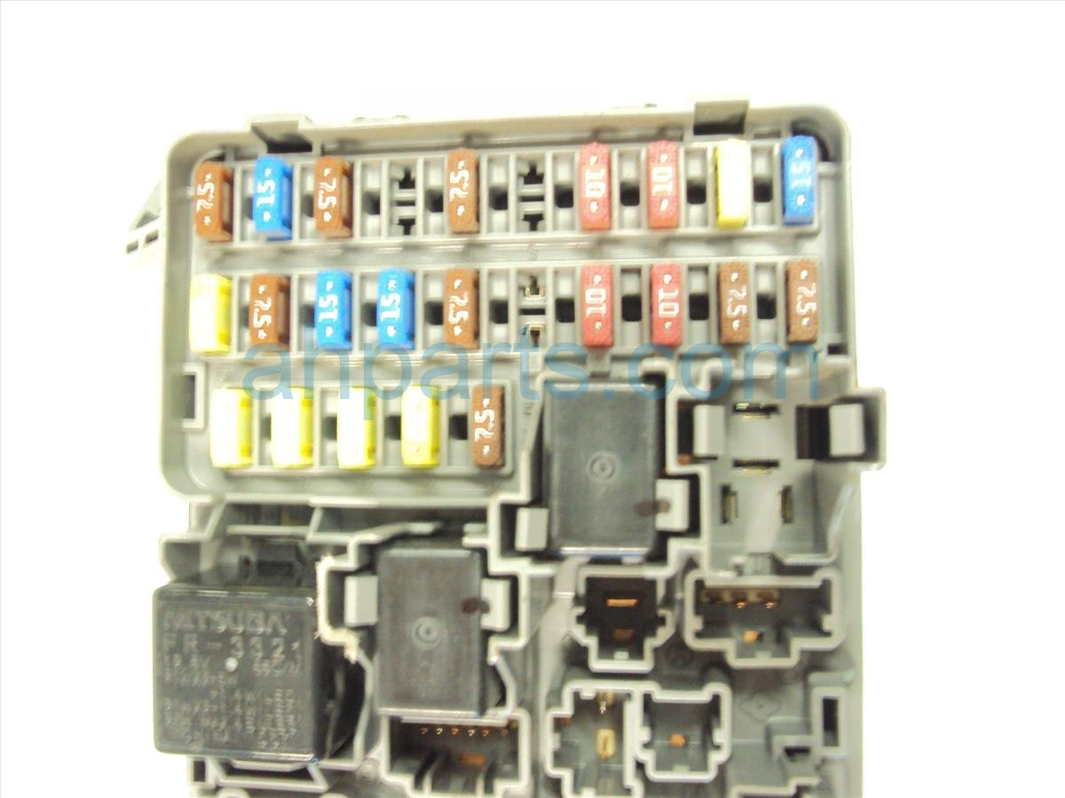 Fuse Box For Honda Civic 2005 : Buy honda civic dash fuse box s b a