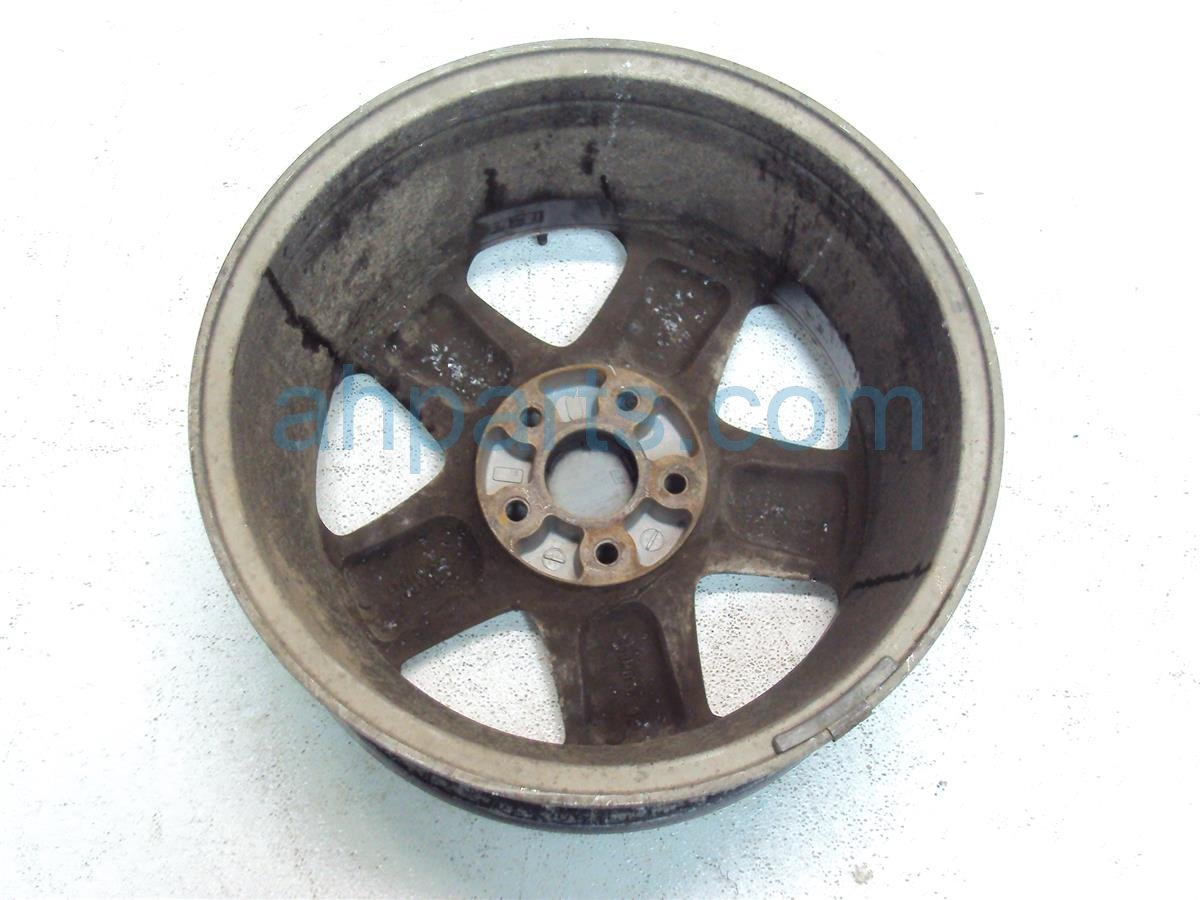 2001 Acura CL Wheel Rear driver RIM 5 SPOKE lots of curb Replacement