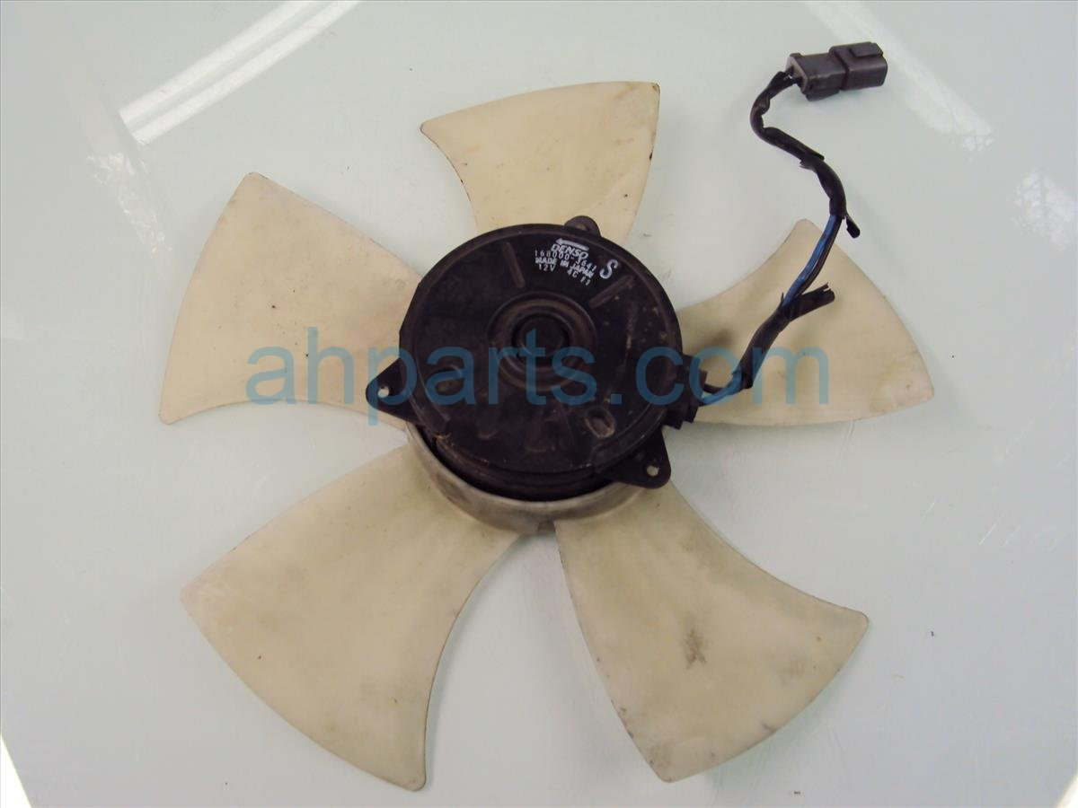 2002 Acura TL Cooling RADIATOR FAN ONLY 19020 P8F A01 19020P8FA01 Replacement