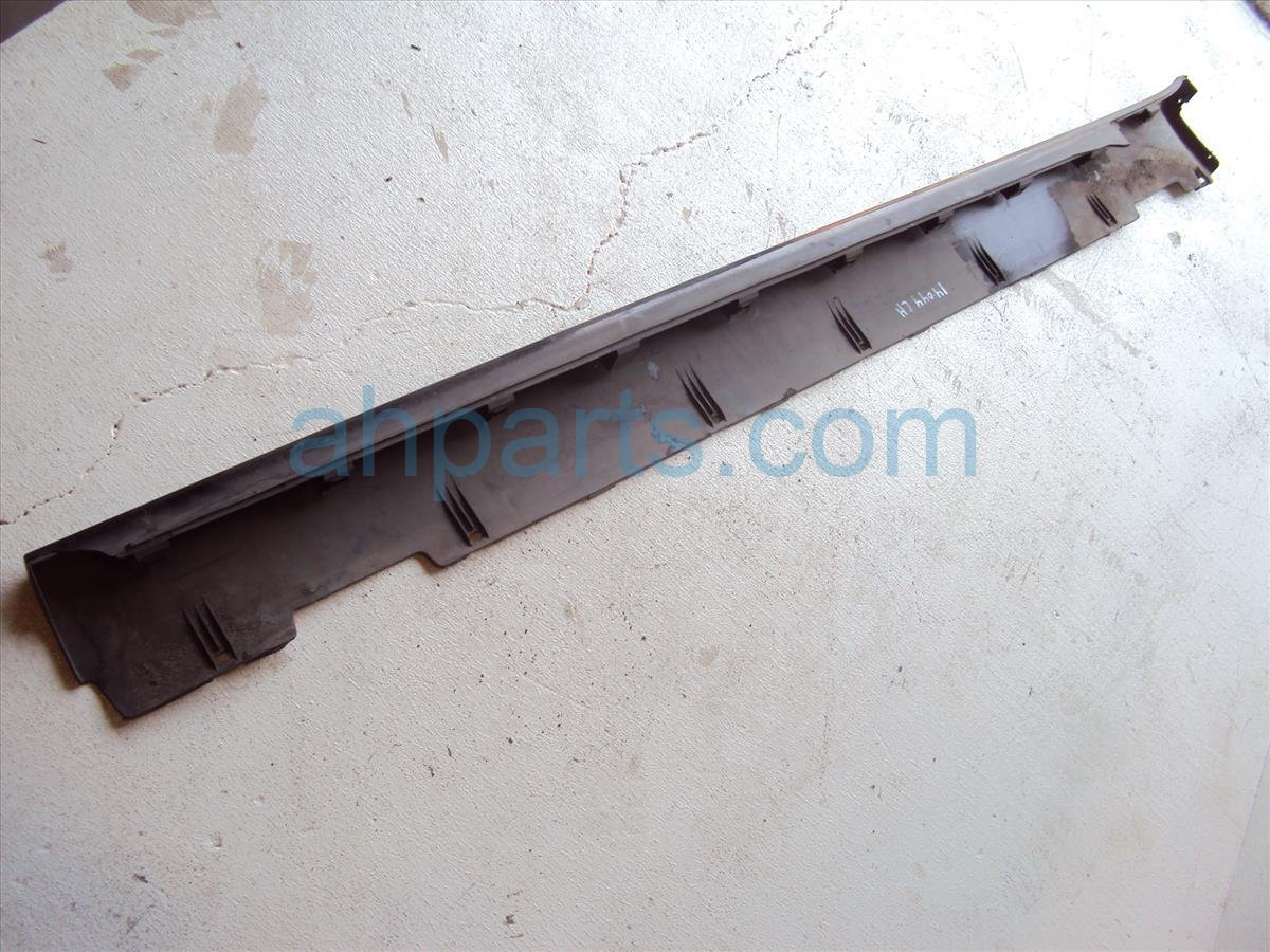 1996 Acura TL Rocker molding trim Driver SIDE SKIRT BLACK scratches scrape Replacement