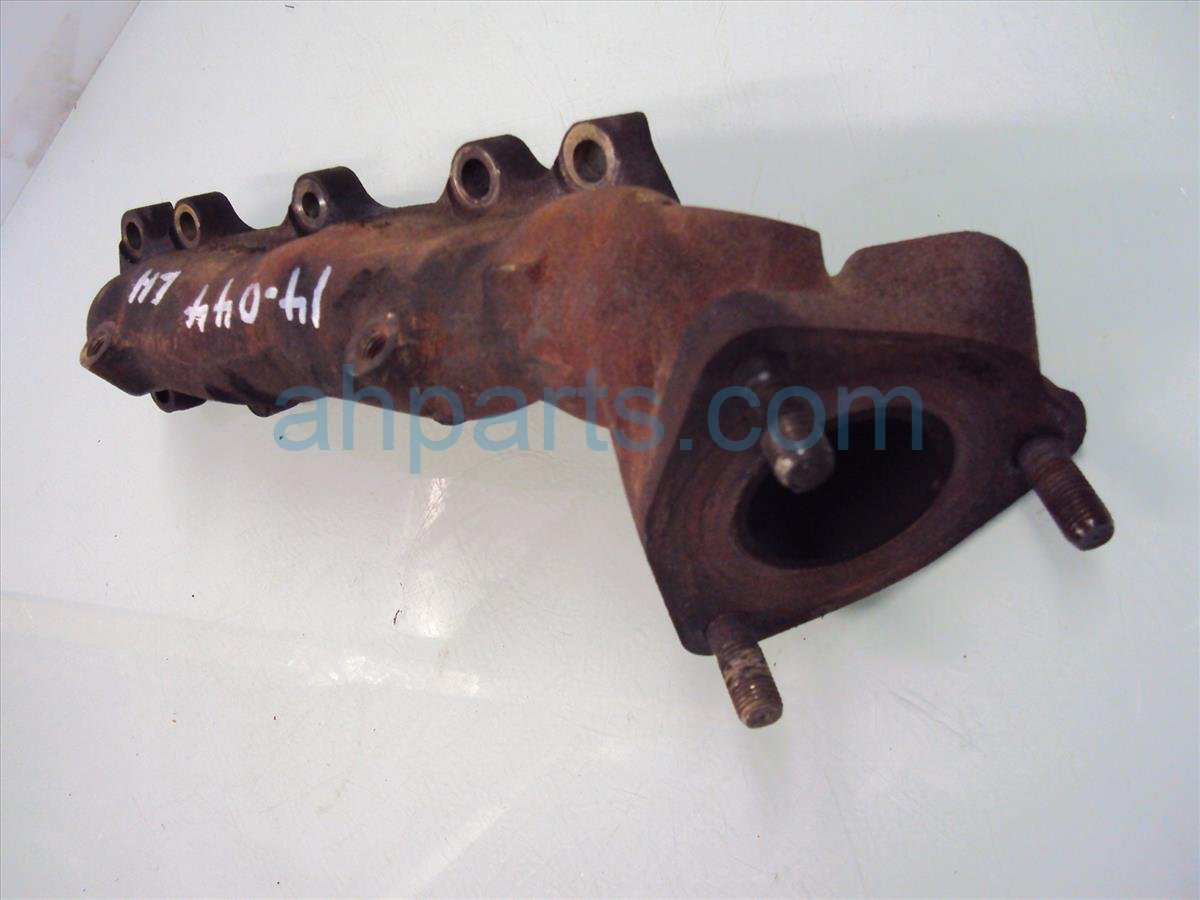 1996 Acura TL Driver Exhaust Manifold 18110 PY3 000 Replacement