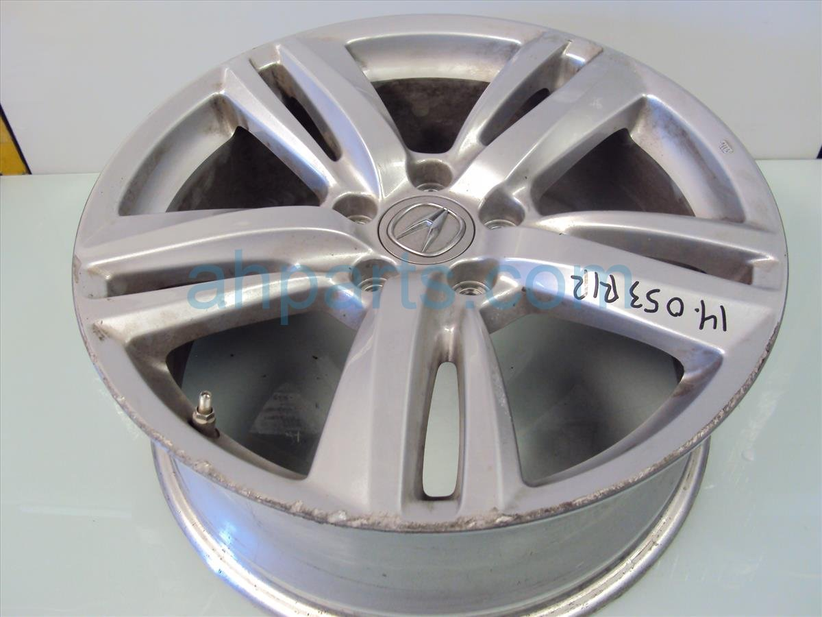 2014 Acura RDX Rim Rear passenger WHEEL 10 SPOKE CURB 42700 TX4 A91 42700TX4A91 Replacement