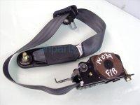 2001 Honda Prelude Front passenger SEAT BELT GRAY retracts 04814 S30 A01ZA e 331336258207 04814S30A01ZAe331336258207 Replacement
