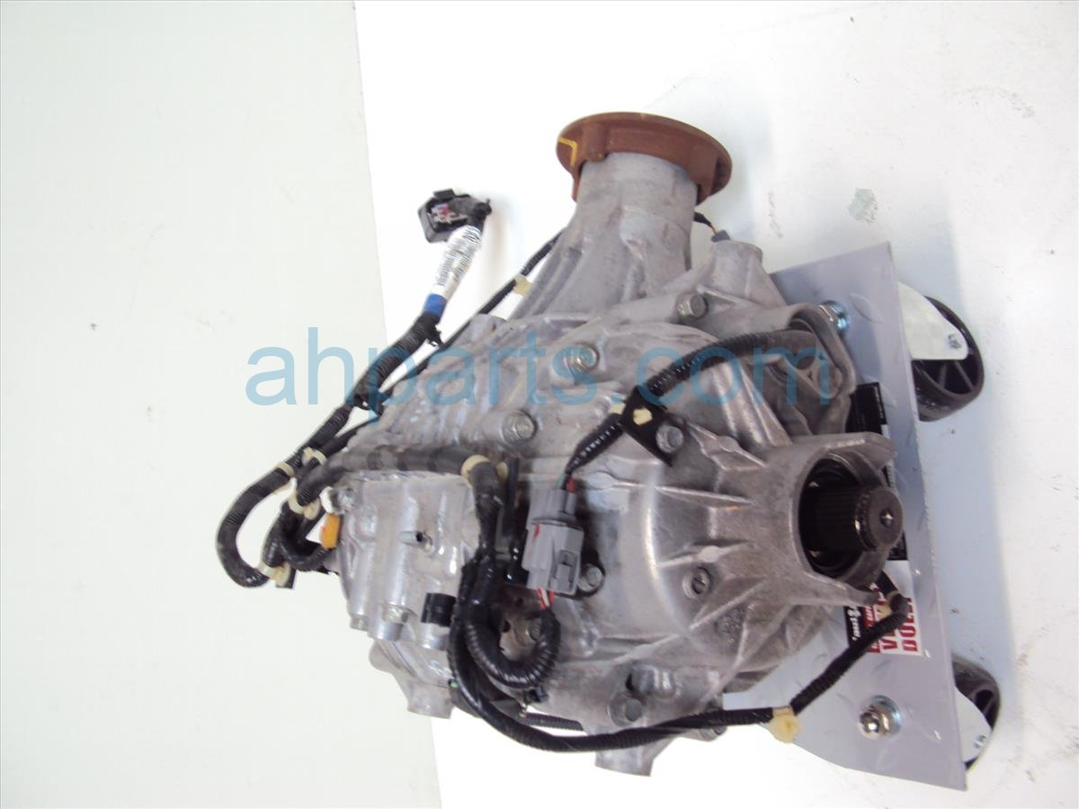2010 Acura MDX Rear Differential Replacement