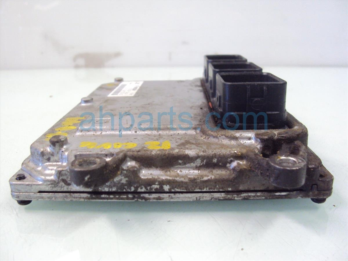2012 Honda Civic Engine Control module computer ECU broken tab 37820 R1Y L57 37820R1YL57 Replacement