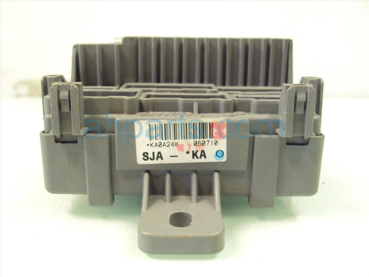2006 Acura Rl Passenger Dash Fuse Box 38210 Sja A01 Replacement