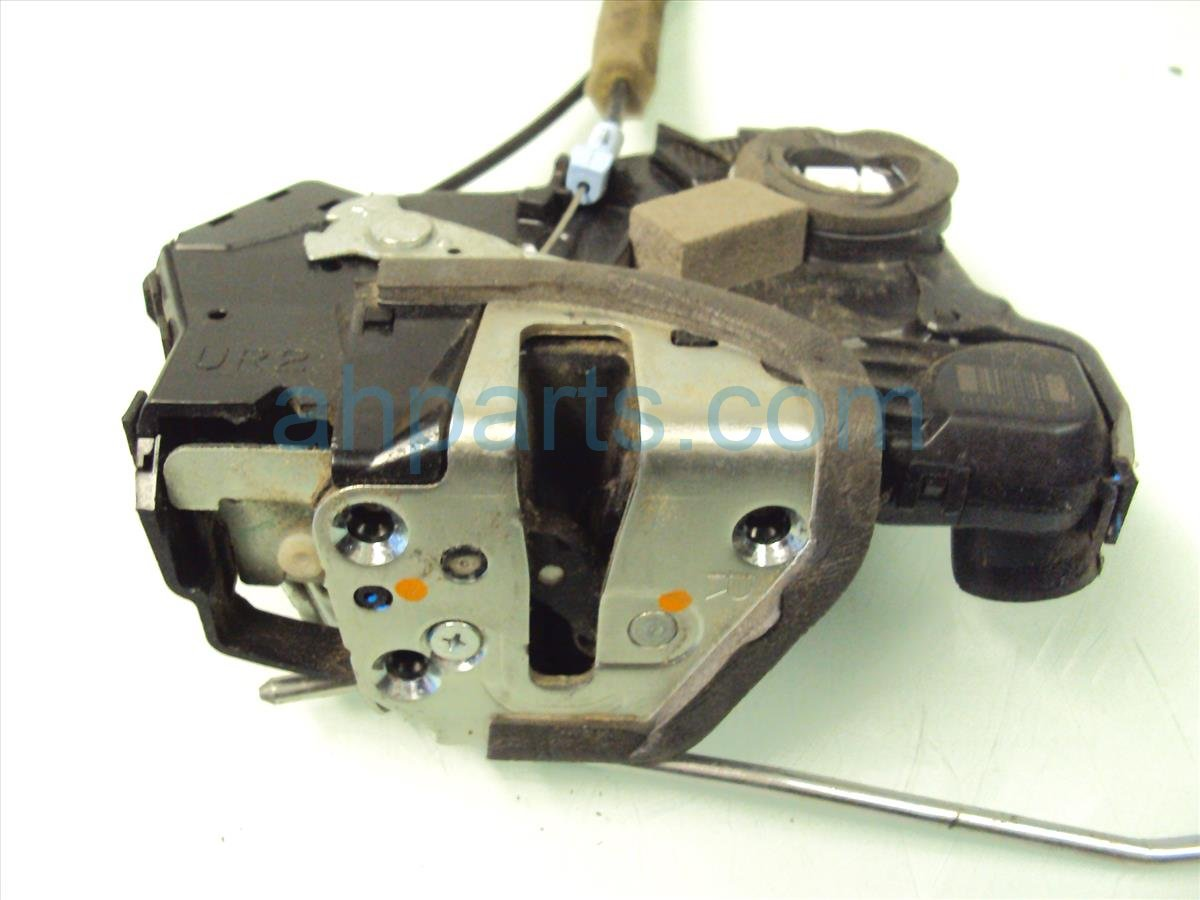 2014 Acura RDX Front Passenger Door Lock Actuator 72110 TR0 A11 Replacement