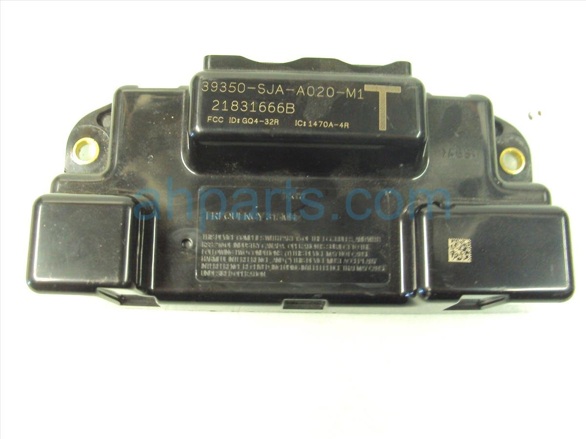 2006 Acura RL Tpms Receiver Unit 39350 SJA A03 Replacement