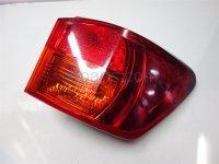 $65 Lexus PASSENGER TAIL LAMP - LIGHT ON BODY