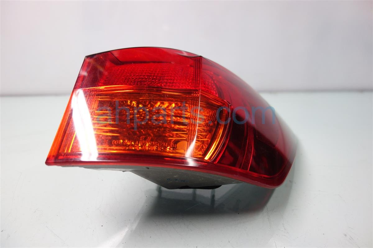 2007 Lexus Is 250 Rear Passenger Tail Lamp   Light On Body 81551 53171 Replacement