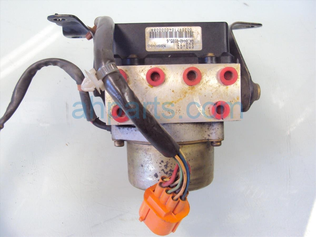 2000 Honda CR V ABS VSA Modulator anti lock brake ABS PUMP 57110 S03 Z11 57110S03Z11 Replacement