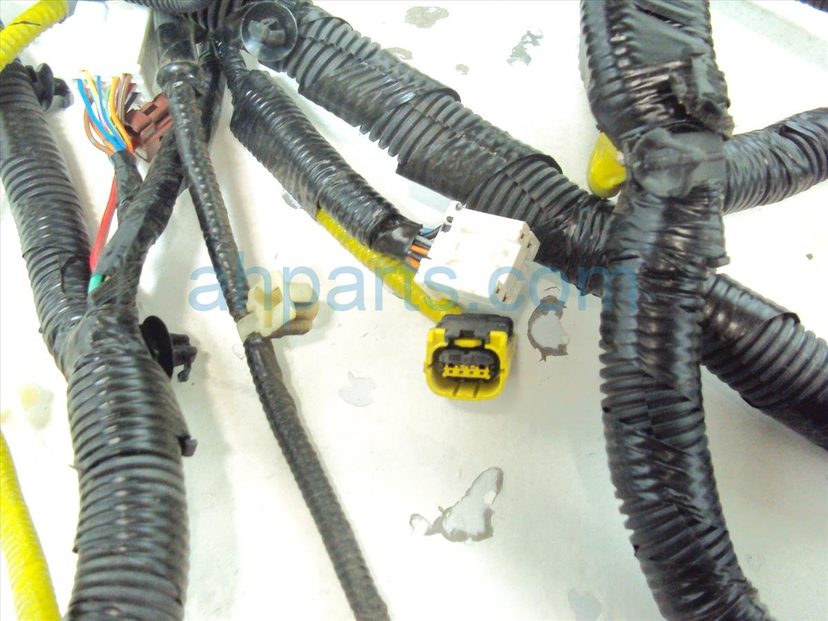 2010 Honda Pilot FLOOR WIRE HARNESS 32107 SZA A20 32107SZAA20 Replacement