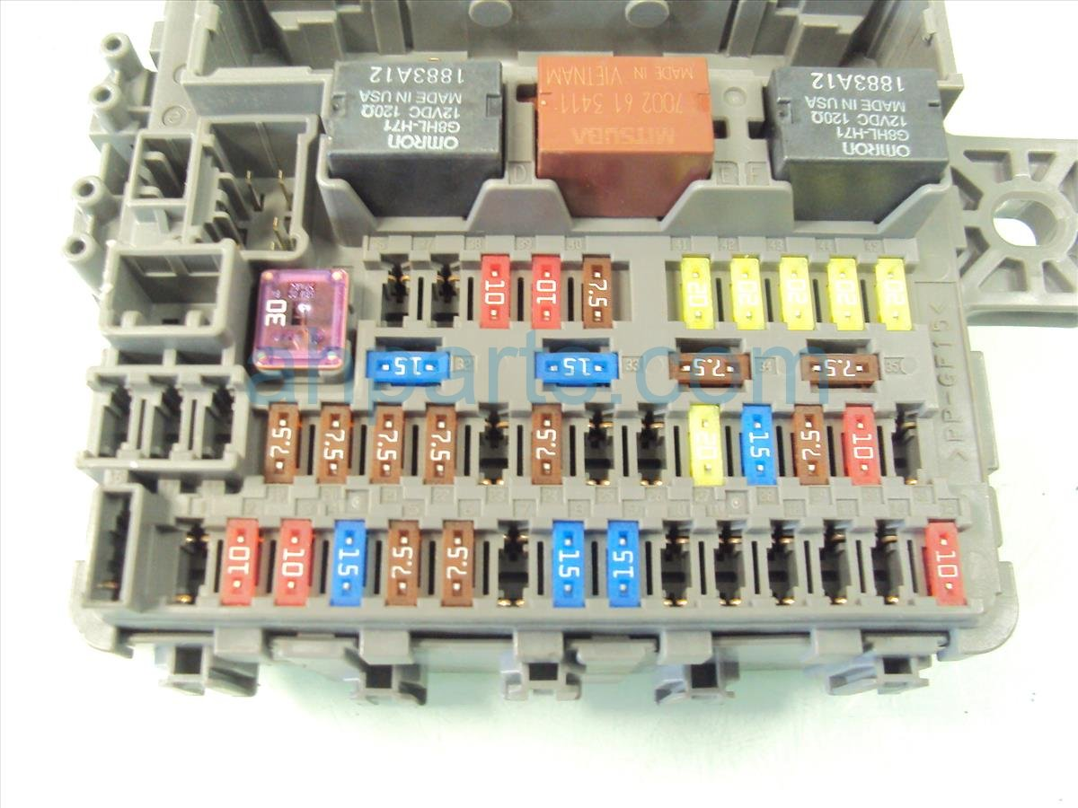 Honda Civic Fuse Box Price Free Wiring Diagram For You Dash Buy 2013 Driver 38200 Tr0 A22 Glove Bow