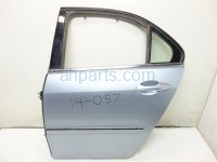 2005 Acura RL Rear driver DOOR SHELL ONLY light blue 67550 SJA A80ZZ 67550SJAA80ZZ Replacement