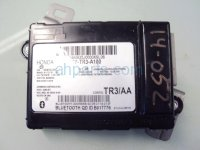 2013 Honda Civic Hft Bluetooth Unit 39770 TR3 A10 Replacement