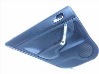 2006 Acura TSX Rear driver DOOR PANEL TRIM LINER black 83754 SEC A01ZB 83754SECA01ZB Replacement