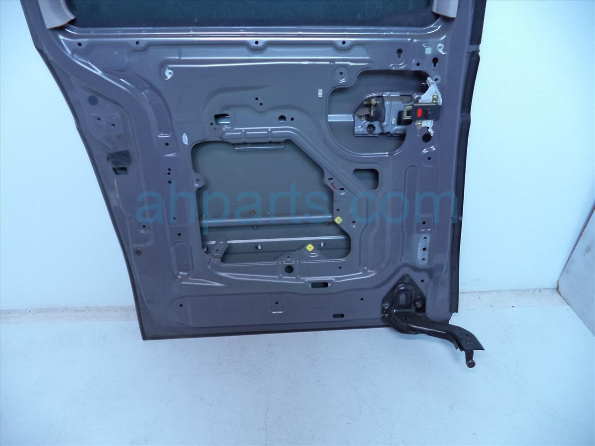 2001 Honda Odyssey Rear Driver Door Shell Has Dents And Dings 67550 S0X A90ZZ Replacement