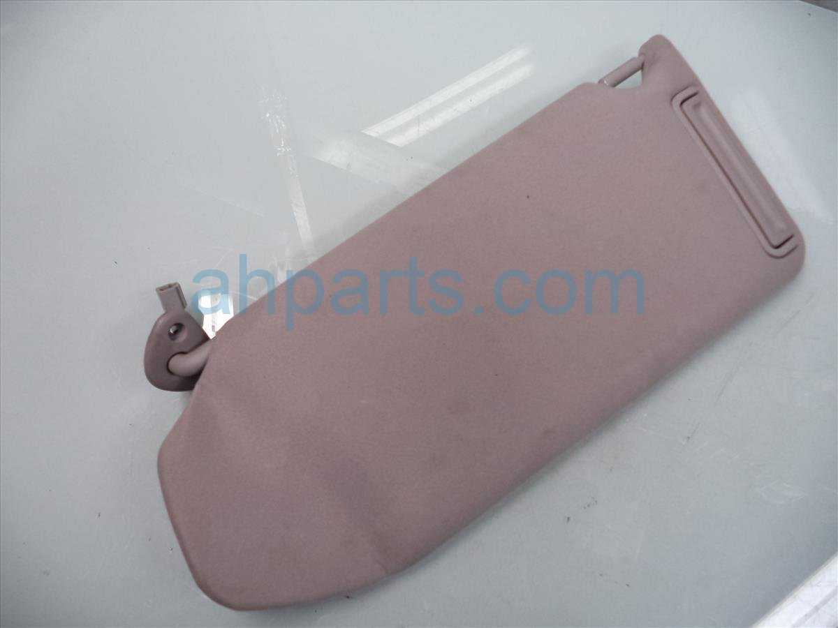 2001 Honda Odyssey Passenger SUN VISOR hangs a little loose Replacement
