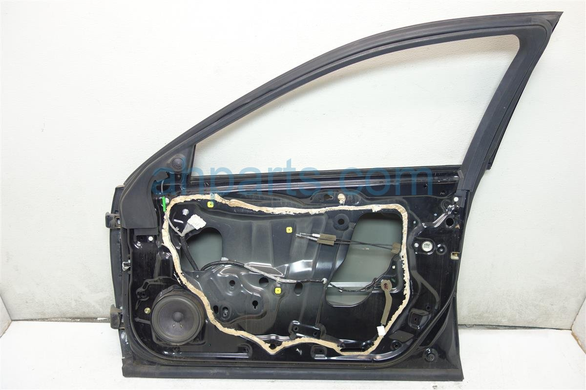 2005 Acura RL Front Passenger Door,shell Only Black 32752 SJA A01 Replacement