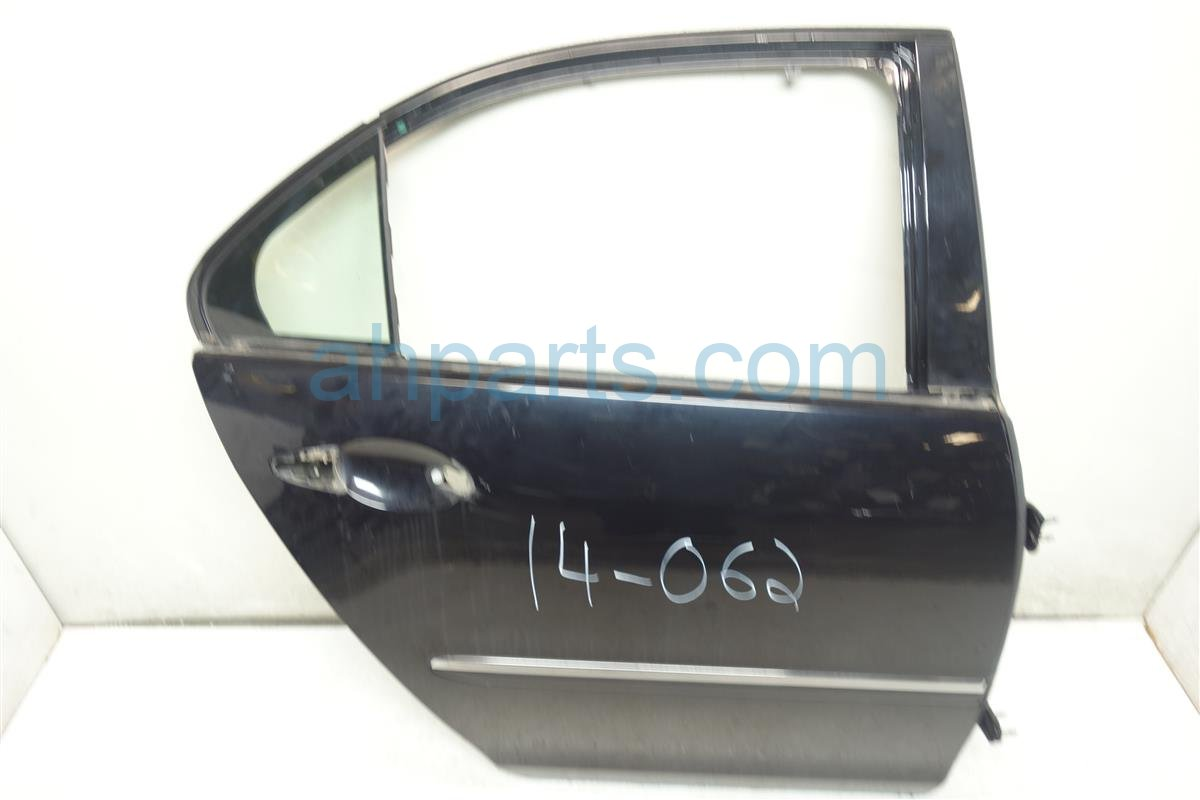 2005 Acura RL Rear Passenger Door,shell Only   Black Replacement