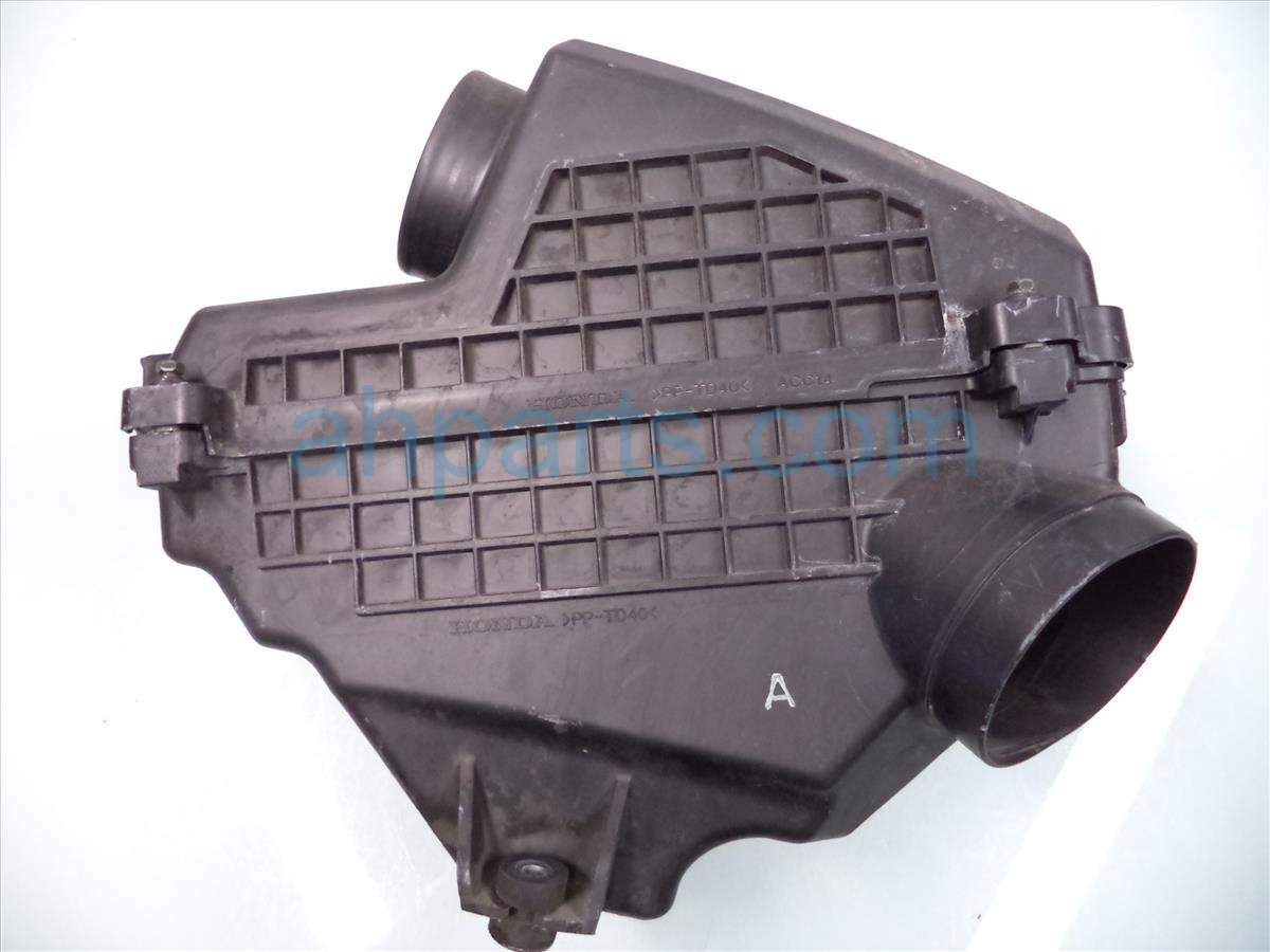 2005 Acura RL Air Cleaner Intake Box Only 17211 RJA A00 Replacement
