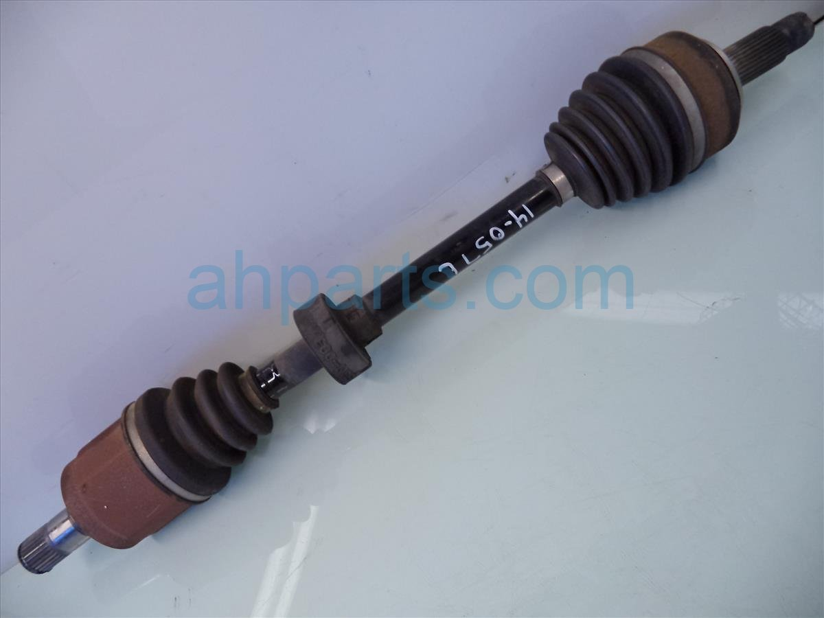 2005 Acura RL Front Driver Axle Shaft 44306 SJA 000 Replacement