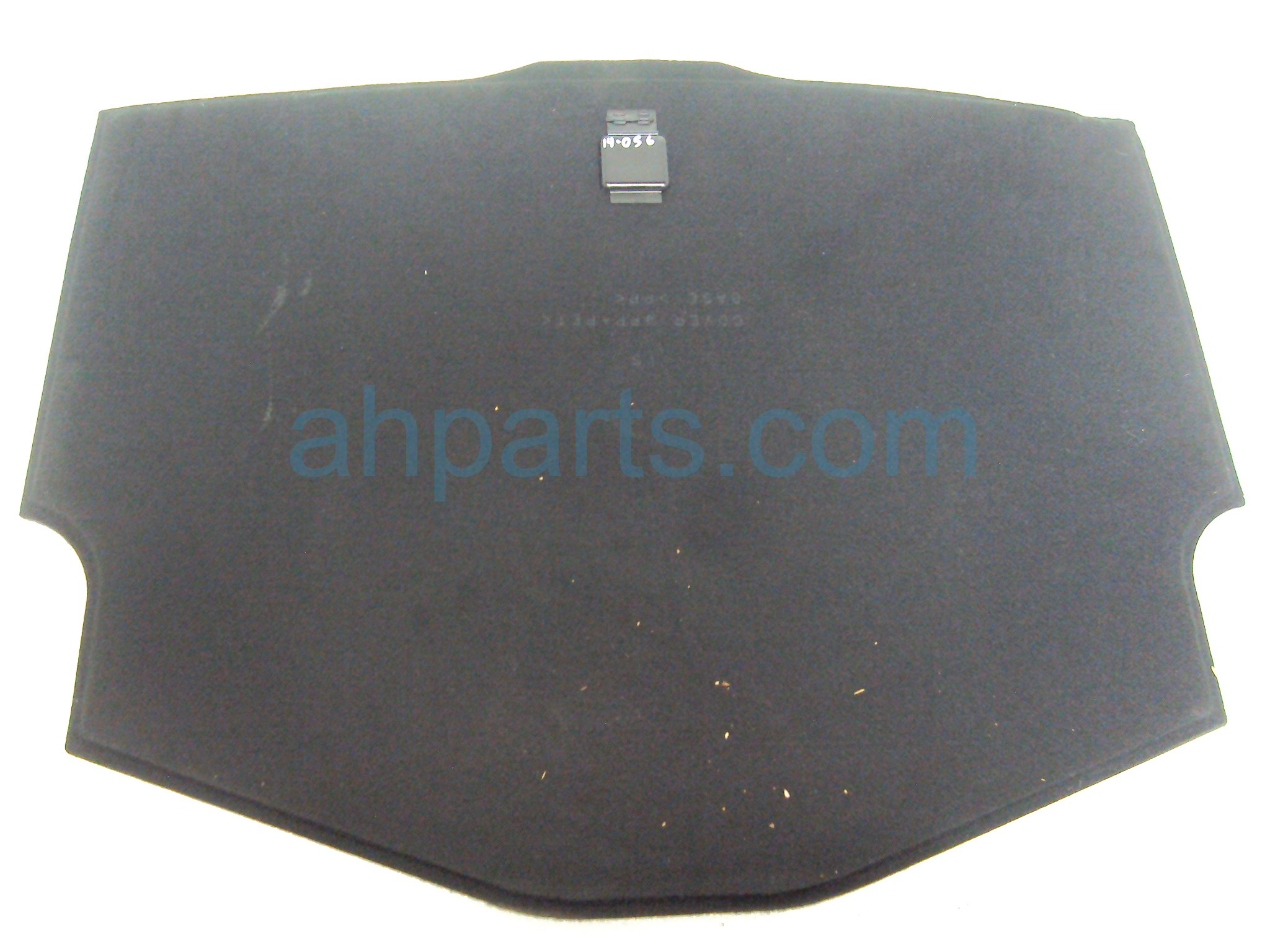 2007 Lexus Is 250 SPARE TIRE COVER BLACK Replacement