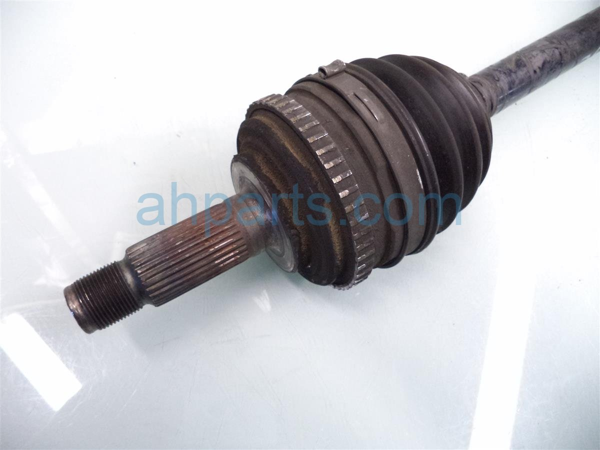 2001 Honda Accord Driver AXLE SHAFT Replacement