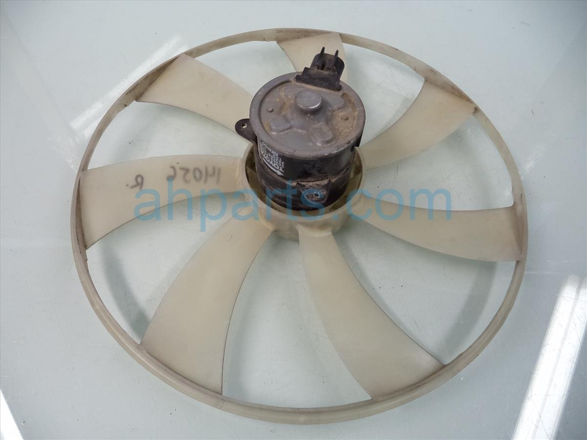 2007 Lexus Is 250 Cooling FAN 2 FAN AND MOTOR ONLY 16361 31100 1636131100 Replacement