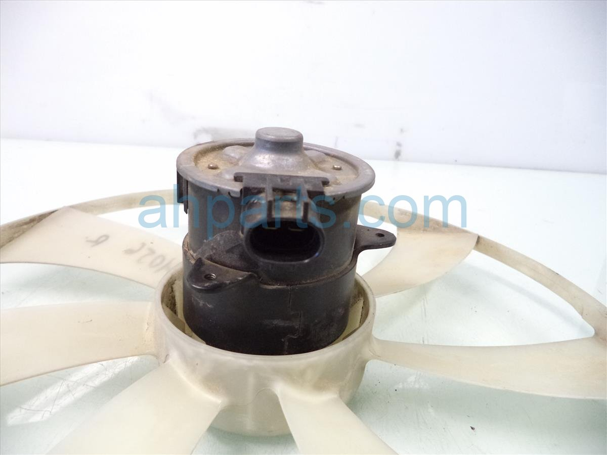 2007 Lexus Is 250 Cooling Fan #2 Fan And Motor Only! 16361 31100 Replacement