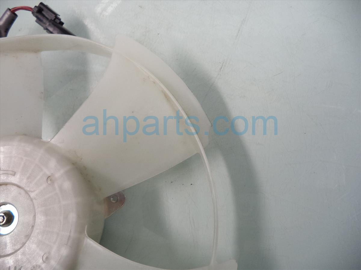2013 Honda Civic Cooling RADIATOR FAN AND MOTOR ONLY 19030 R1A A02 19030R1AA02 Replacement