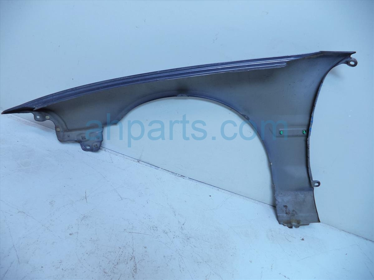 1993 Acura Integra Front Passenger FENDER needs paint has ding Replacement