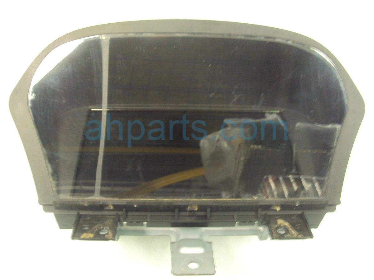 2009 Acura TL NAVIGATION SCREEN 39810 TK4 A01 39810TK4A01 Replacement