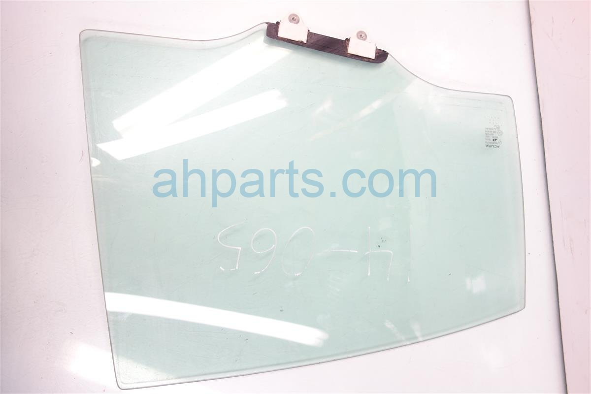 2008 Acura TL Rear passenger DOOR GLASS WINDOW 73400 SEP A20 73400SEPA20 Replacement