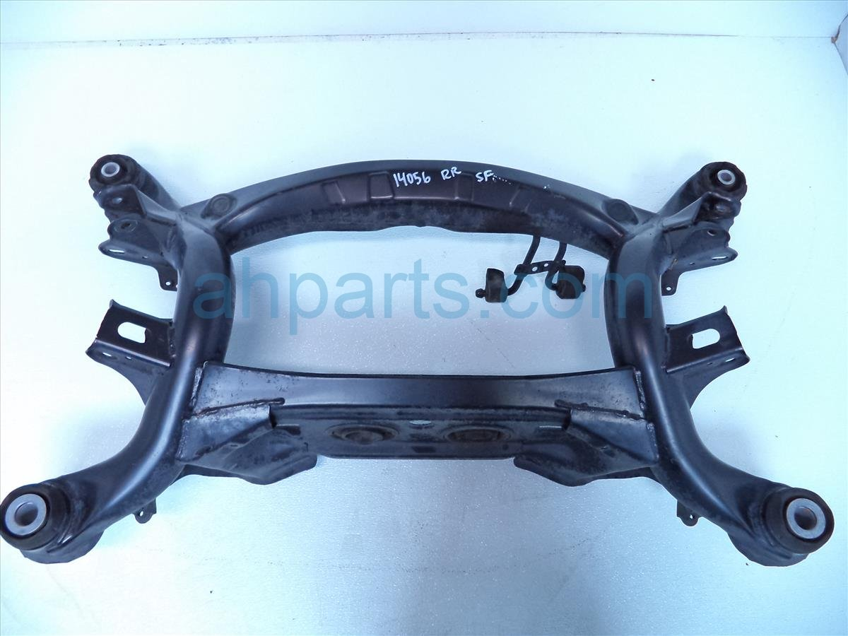 2007 Lexus Is 250 Rear Subframe Crossmember 51206a 5120630081 Replacement