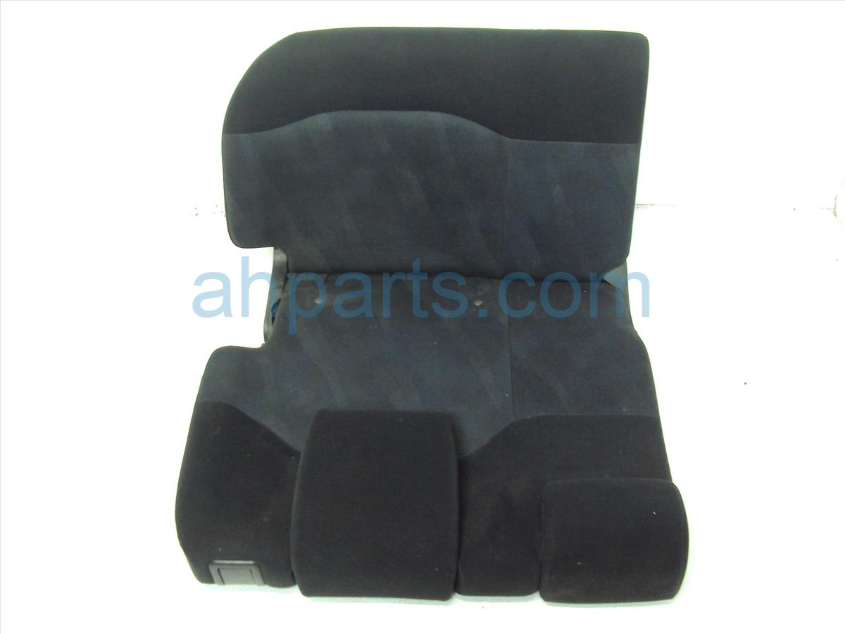 2011 Honda FIT Back 2nd row Rear driver SEAT BLACK Replacement