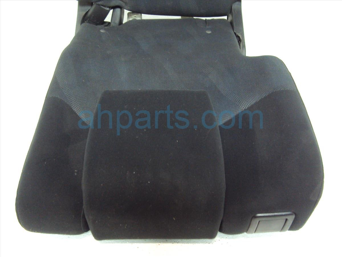 2011 Honda FIT Back (2nd Row) Rear Passenger Seat Black Replacement