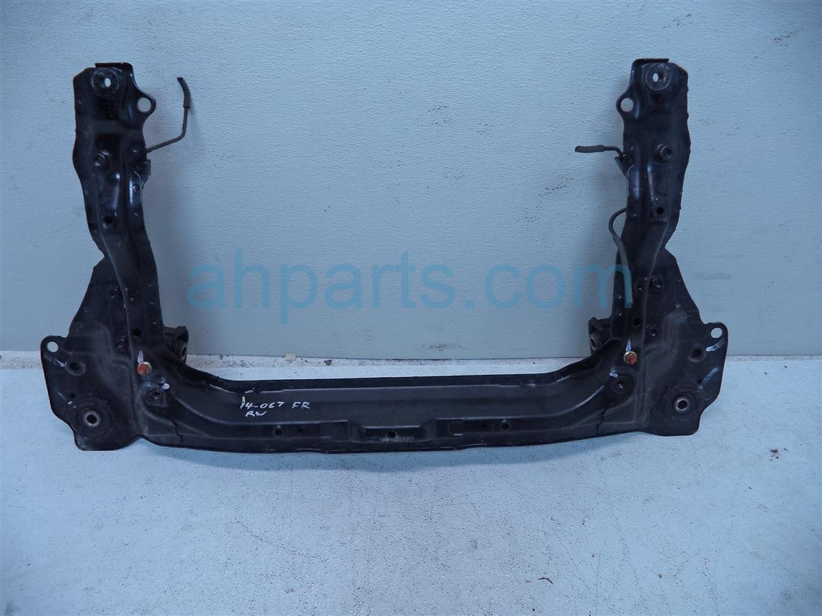1999 Acura RL Crossmember Front Sub Frame Cradle 50250 SZ3 A02, Replacement
